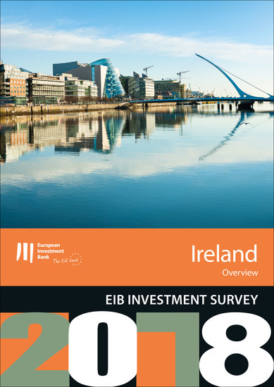 EIB Investment Survey 2018 - Ireland overview - cover