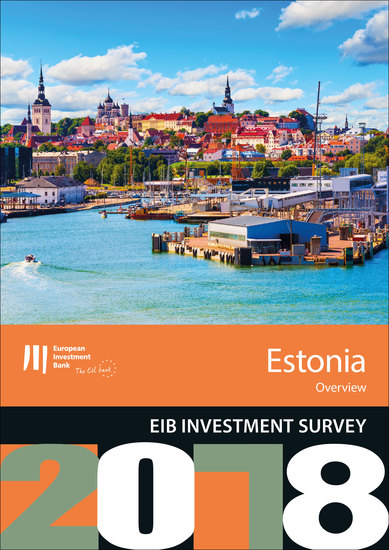 EIB Investment Survey 2018 - Estonia overview - cover
