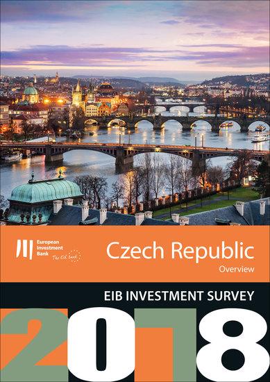EIB Investment Survey 2018 - Czech Republic overview - cover