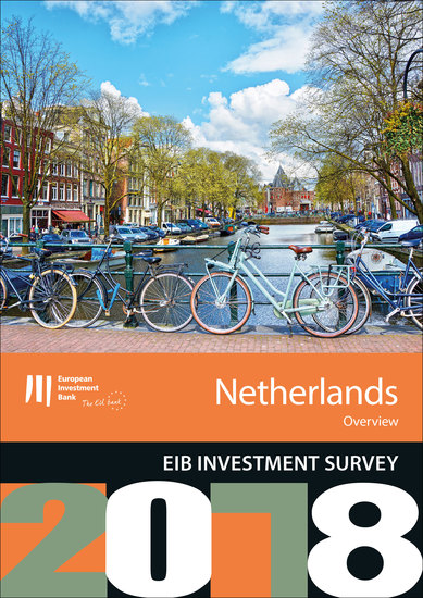 EIB Investment Survey 2018 - Netherlands overview - cover