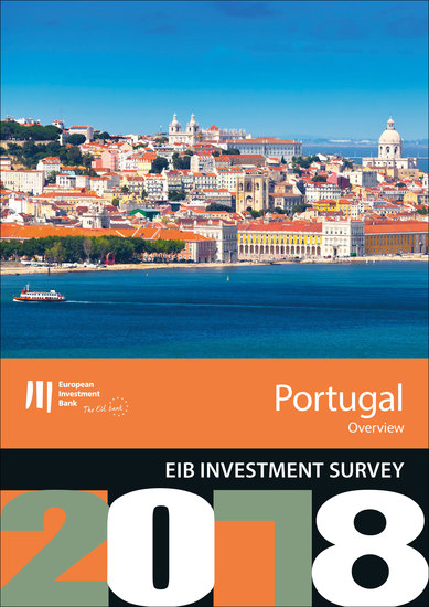 EIB Investment Survey 2018 - Portugal overview - cover