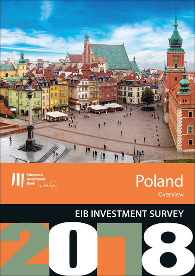 EIB Investment Survey 2018 - Poland overview - cover