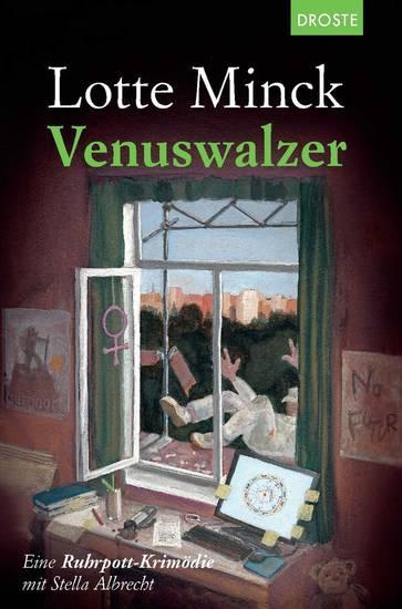 Venuswalzer - Eine Ruhrpott-Krimödie mit Stella Albrecht - cover
