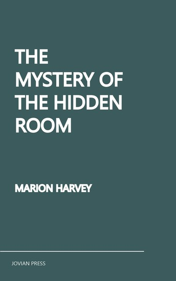 The Mystery of the Hidden Room - cover