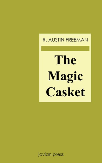 The Magic Casket - cover