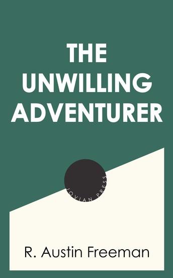 The Unwilling Adventurer - cover