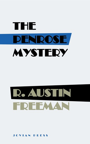 The Penrose Mystery - cover