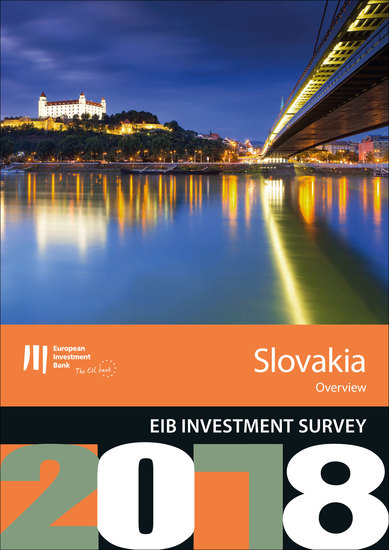 EIB Investment Survey 2018 - Slovakia overview - cover