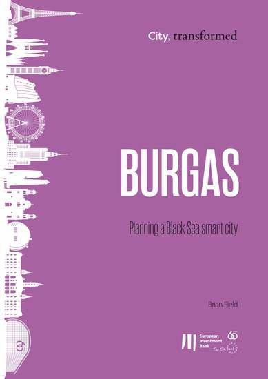 Burgas: Planning a Black Sea smart city - cover