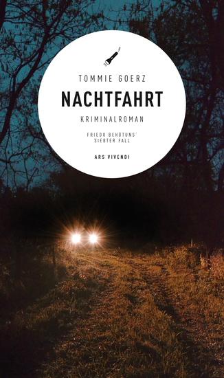 Nachtfahrt - Friedo Behütuns siebter Fall - cover