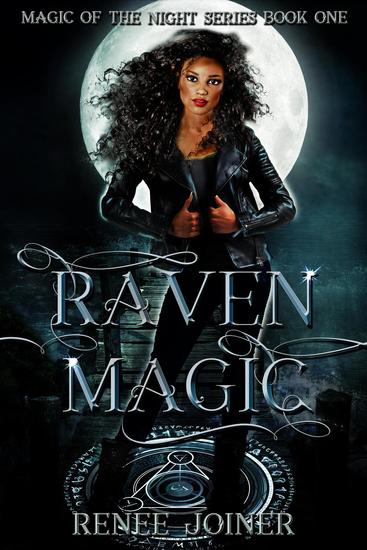 Raven Magic - Magic of the Night #1 - cover