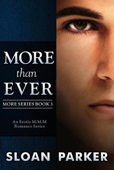 More Than Ever (More Book 3) - More #3 - cover