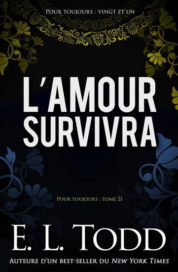 L'amour survivra - Pour toujours #21 - cover