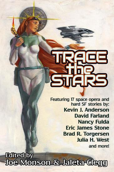 Trace the Stars - LTUE Benefit Anthologies #1 - cover