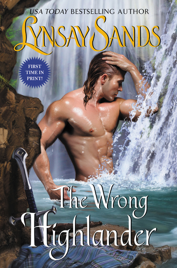 The Wrong Highlander - Highland Brides - cover