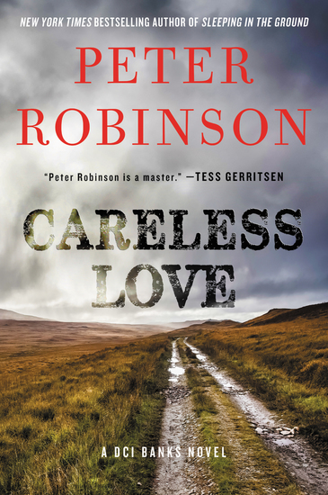 Careless Love - A DCI Banks Novel - cover