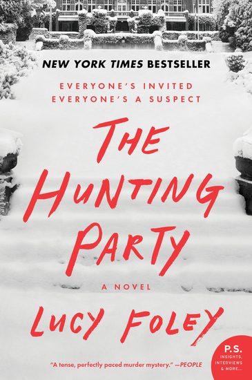 The Hunting Party - A Novel - cover