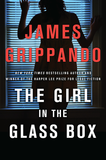 The Girl in the Glass Box - A Jack Swyteck Novel - cover
