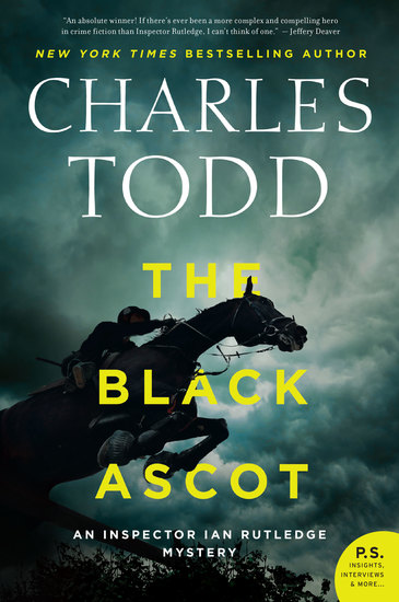 The Black Ascot - cover