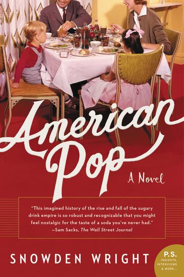 American Pop - A Novel - cover
