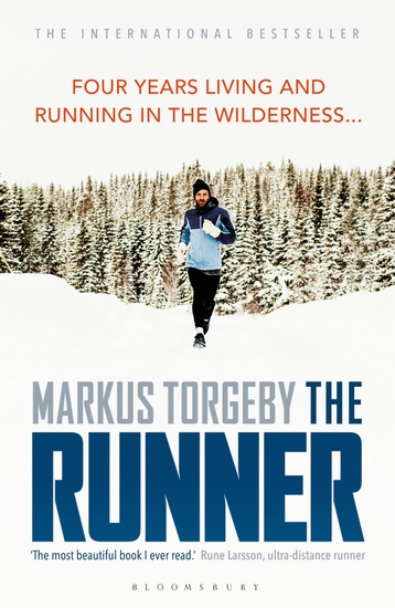 The Runner - Four Years Living and Running in the Wilderness - cover