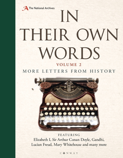 In Their Own Words 2 - More letters from history - cover