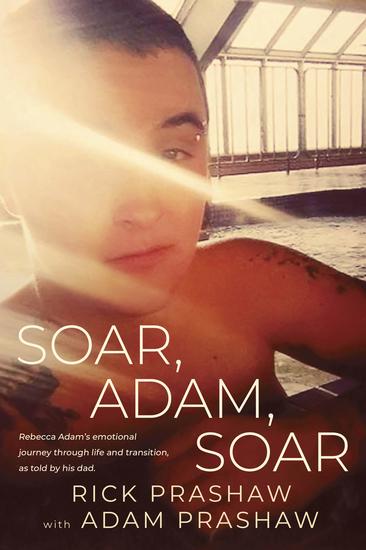 Soar Adam Soar - cover