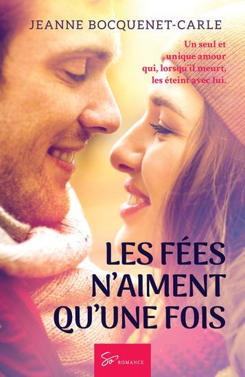 Les Fées n'aiment qu'une fois - Romance - cover