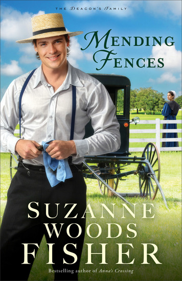 Mending Fences (The Deacon's Family Book #1) - cover