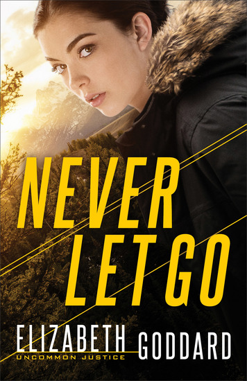 Never Let Go (Uncommon Justice Book #1) - cover