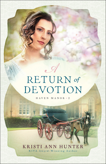 A Return of Devotion (Haven Manor Book #2) - cover