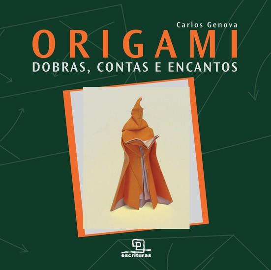 Origami - A milenar arte das dobraduras - cover