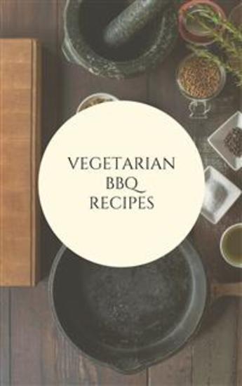 Vegetarian BBQ Recipes - cover