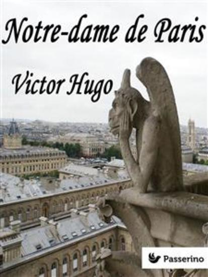 Notre-dame de Paris - cover