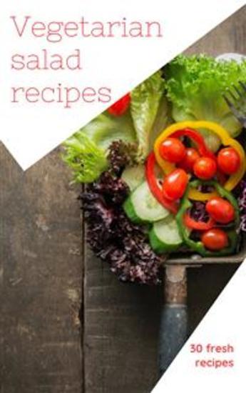 Vegetarian Salad Recipes - cover