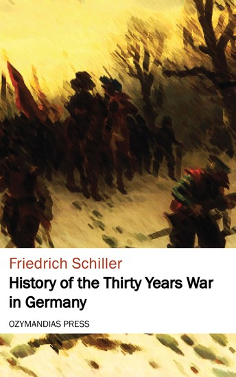 History of the Thirty Years War in Germany - cover