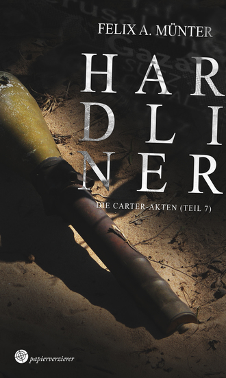 Hardliner - Thriller - cover