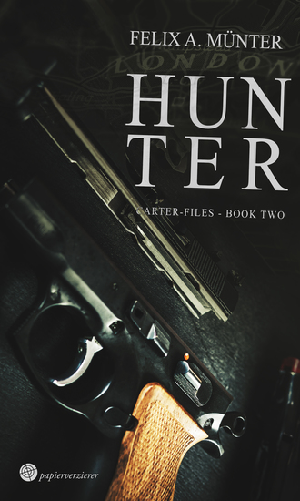 Hunter - Thriller - cover