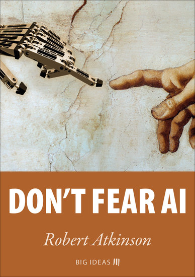 Don't fear AI - cover