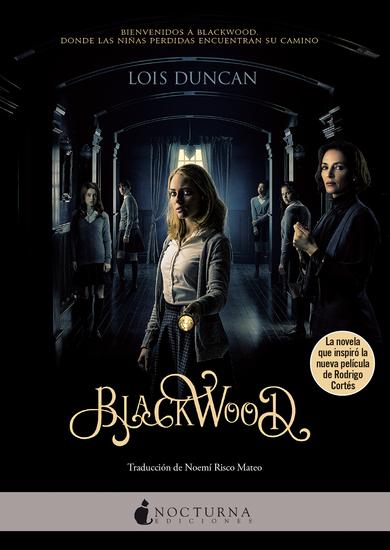 Blackwood - cover
