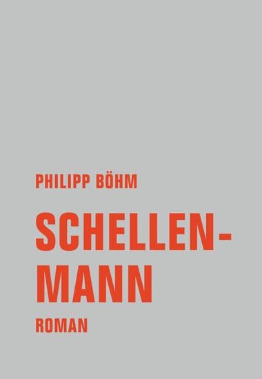 Schellenmann - Roman - cover