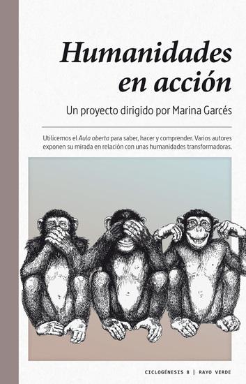 Humanidades en acción - cover