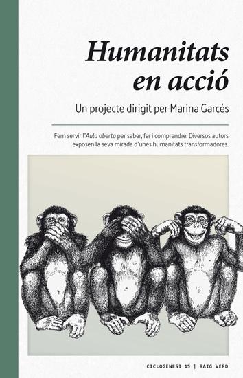 Humanitats en acció - cover