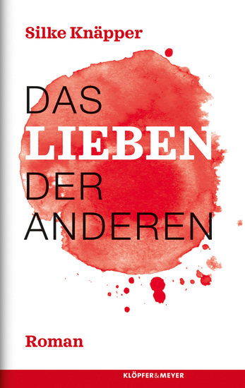 Das Lieben der Anderen - Roman - cover