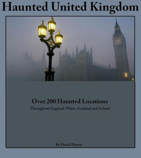 Haunted United Kingdom - cover