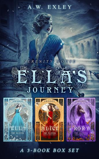 Serenity House: Ella's Journey - Serenity House #0 - cover
