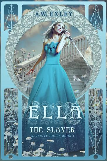 Ella The Slayer - Serenity House #1 - cover