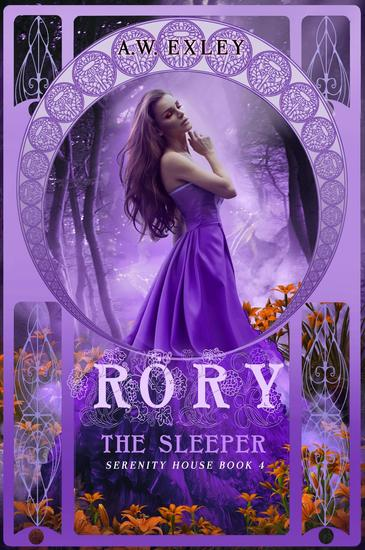 Rory the Sleeper - Serenity House #4 - cover