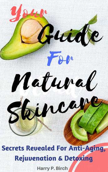 Your Guide for Natural Skincare - cover