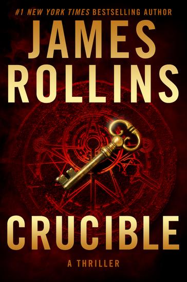 Crucible - A Thriller - cover